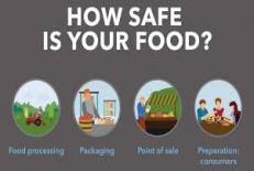 دانلود مقاله اصول بازرسی و بهداشت مواد غذایی