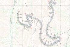 دانلود نقشه های توپوگرافی راهسازی4