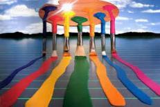 دانلود مقاله روانشناسی رنگ ها