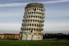 دانلود نگرشي به برج پيزا
